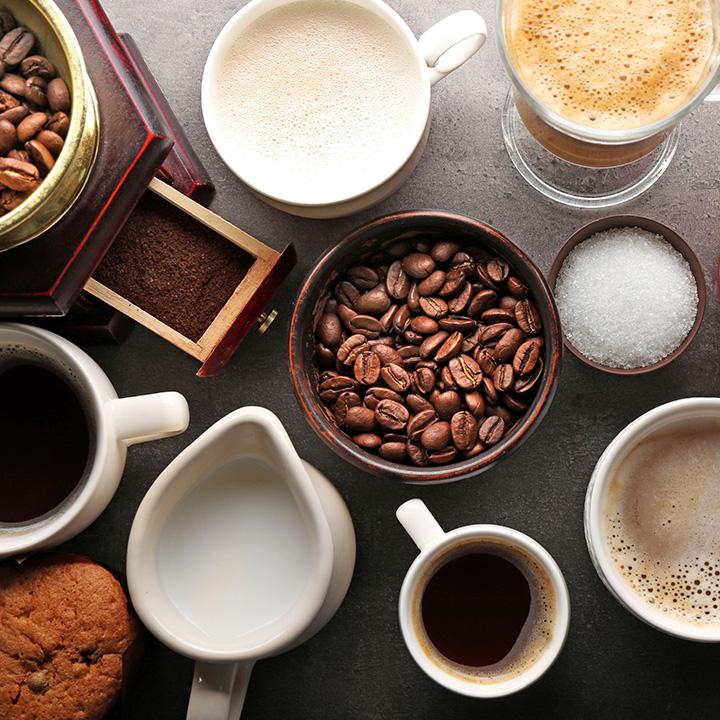 コーヒーにはどんな種類があるの?
